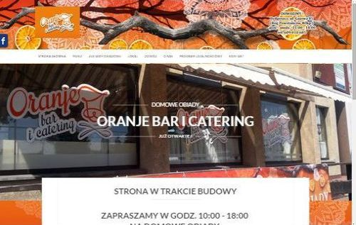 Oranje Bar and Catering